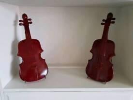 20 x Xmas violins