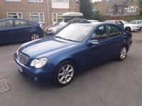 1.8 mercedes c class 2005 automatic226000 mile history mot02/08/2018 hpi clear2owner 3MONTH WARRANTY