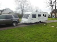 2009 COMPASS CORONA 505 CLUB TOURING CARAVAN