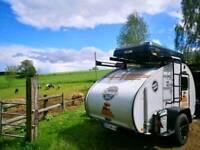 Wohnwagen offroad trailer Teardrop Hero Camper Ranger mitDachzelt Dresden - Loschwitz Vorschau