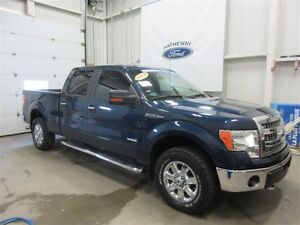 2013 Ford F-150 XLT - MAX TOW PKG AND BASECARE WARRANTY