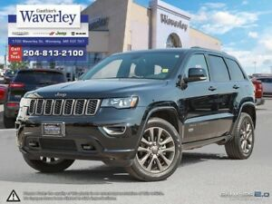 2017 Jeep Grand Cherokee LIMITED 75TH ANNI