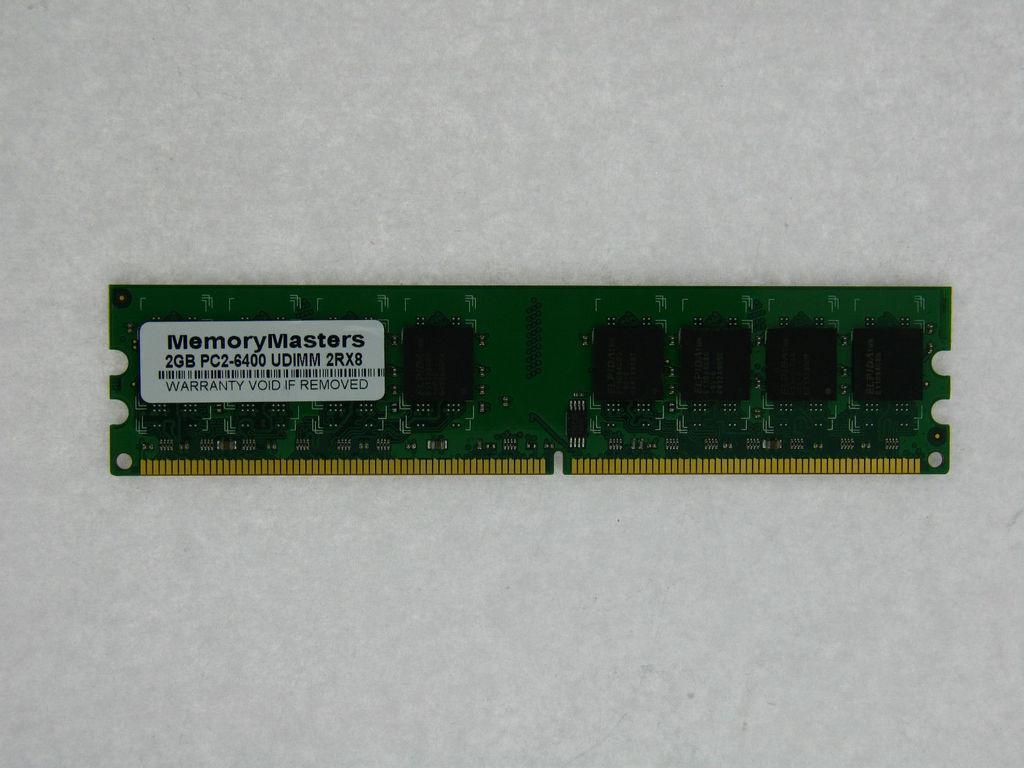 2GB DIMM Intel D975XBX D975XBX2 DB43LD DG31PR DG33BU DG33FB DG33TL Ram Memory