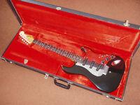 Vintage Early 80's Strat Chandler Guitars (UK) Stratocaster
