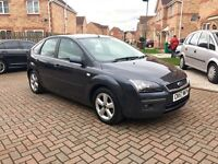 57 PLATE FORD FOCUS ZETEC CLIMATE 1.8 DIESEL, 60+ MPG, LOW MILEAGE, MOT OCT 2017, HPI CLEAR