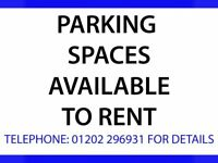 - PARKING SPACES AVAILABLE TO RENT - WESTGATE ON SEA -