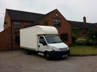 House Removals in Ilkeston Heanor Derby Nottingham, From Single Item to Full House Move, Man & Van