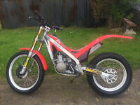 Gas Gas 270 JTX trials bike
