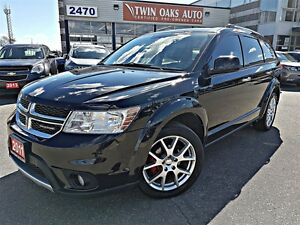 2011 Dodge Journey R/T - AWD - NAVIGATION - 19 SPORTS WHEELS - M