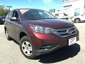 2012 Honda CR-V LX AWD  APR FROM 1.99%