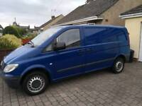 Mercedes Vito 109cdi 6 speed, 1 owner from new, FSH!!