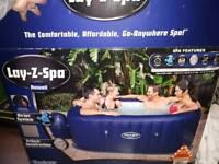 Lay Z Spa Hawaii Hot tub