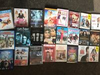 Job Lot DVD's includes 8 DVD harry pottery box set