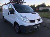 Renault Trafic 2.0 dCi 115 4door,No VAT