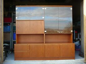 Large display unit