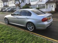 BMW 320i m-sport business edition top spec only £4895