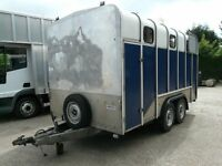 IFOR WILLIAMS HORSE BOX DELIVERY AVILABLE