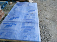 New plastic perspex sheets