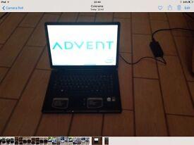Advent Intel laptop