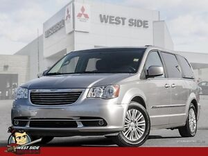 2015 Chrysler Town and Country Touring–Accident Free–$82/WEEK