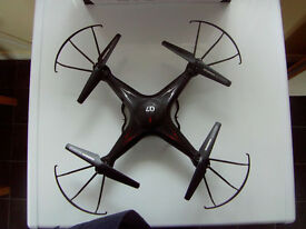 New Drone 4 Channel 2.4GHz RC Quadcopter