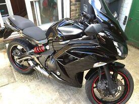 Kawasaki ER6F 2013 For Sale