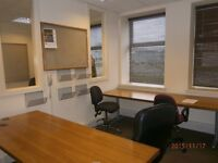 Offices to rent - Various sizes available for 1 - 6 people - subject to availability