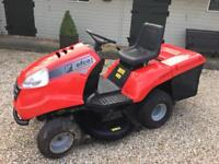 EFCO EF104J/18H PETROL 18HP RIDE ON MOWER