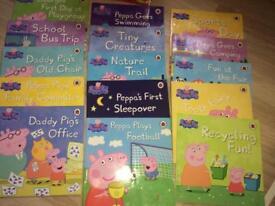 PEPPA PIG BOOK BUNDLE OF 16