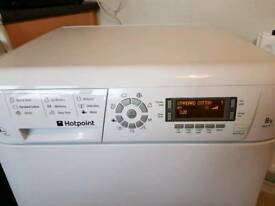 Hotpoint 8kg heat pump tumble dryer