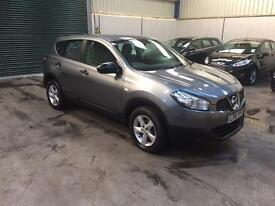 2012 Reg Nissan quasqai 1.5 dci 1 owner guaranteed cheapest in country