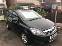 Zafira for sale- great family car