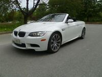 2009 BMW M3 Convertible with DCT *SPRING SALE*