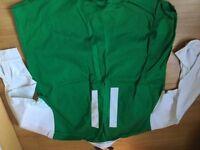 Hibernian F.C Toffs Retro Football Shirts x 4