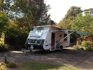 Galaxy Poptop Family Caravan with Bunks Croydon Maroondah Area Preview