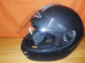 Caberg DNA full face crash helmet size XS 53-54CM