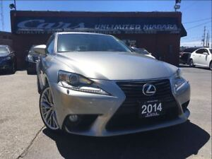2014 Lexus IS 250 PREMIUM | AWD | 1 OWNER | NAVI | CAMERA ...