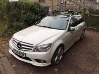 2010 (60) - Mercedes-Benz C Class C Class 2.1 C220 CDI BlueEFFICIENCY Sport 5dr Estate Diesel Auto