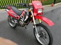 Enduro Honda xr copy road legal 200cc