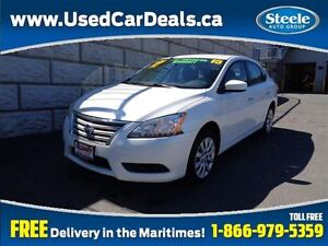 2015 Nissan Sentra 1.8L Auto Air Fully Equipped Cruise