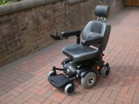 Seren Power Chair, Five months old and in perfect condition