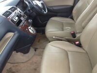 HONDA CIVIC 5 DOOR HATCHBACK 1.6 AUTO PETROL