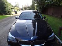 2011 BMW F10 520D SE BLACK NEW SHAPE LUXURY LIKE M SPORT 320D 530D 730D AUDI A4 A5 A6 SLINE
