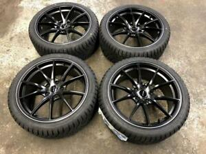 FLOW FORMING WHEELS 5x114.3 and WINTER Tires 225/40R18 (JAPANESE CARS) 18 Package Calgary Alberta Preview