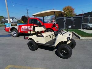 1998 club car DS GAS POWERED  4PASSENGER GOLF CART