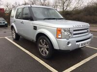LAND ROVER DISCOVERY 3 2.7 TD V6 5dr FULL SERVICE HISTORY// FULLY LOADED/12 MNTHS MOT/ ONLY £12,995
