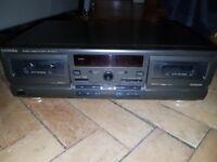 Technics RS-TR373 Cassette Deck Tape Player Hi-Fi Separates