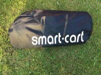 Smart-cart golf trolley
