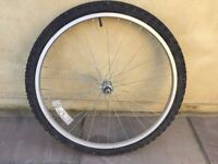 Bike Wheel 26 x 1.95