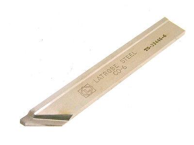 New Surplus Latrobe Steel Hss Cut-off Parting Blade .250 X .875 X 5.50